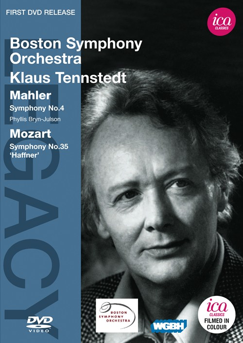 Mahler: Symphony No  4 - Mozart: Symphony No  35,