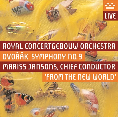 Dvorák: Symphony No  9, 'From the New World' (Live) - NaxosDirect