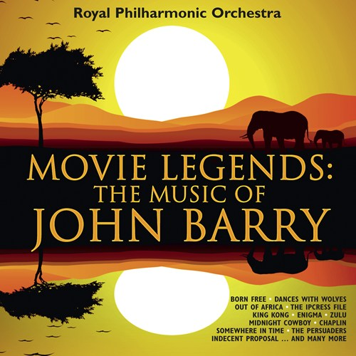 Image result for movie legends the music of john barry