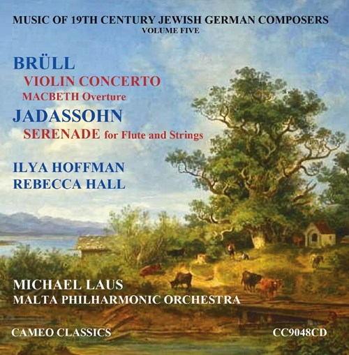 Music of 19th Century Jewish German Composers, Vol  5 - NaxosDirect