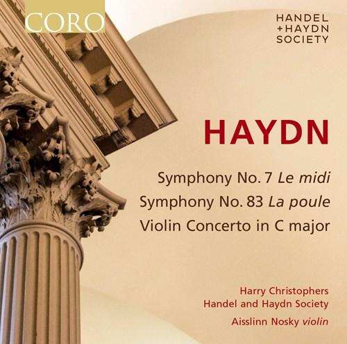 Haydn: Symphonies Nos  7,