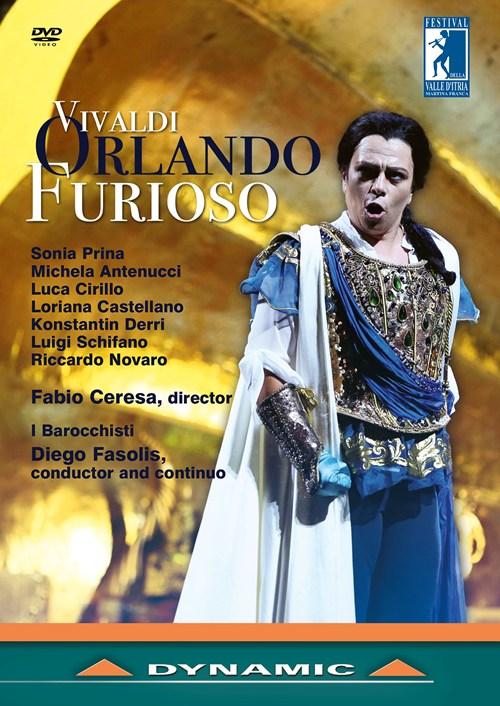 Vivaldi: Orlando furioso - NaxosDirect