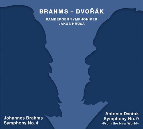 Brahms: Symphony No  4 - Dvorák: Symphony No  9