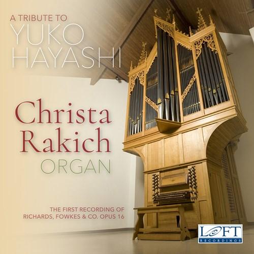 A TRIBUTE TO YUKO HAYASHI Rakich,Christa/Rolfe,Wendy