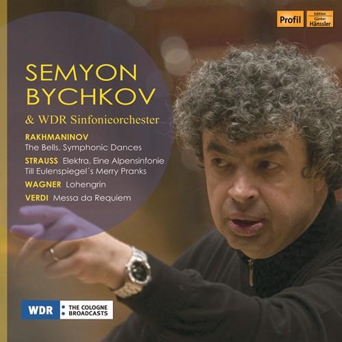 SEMYON BYCHKOV & WDR SO Bychkov,Semyon/WDR SO