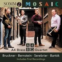 A4 BRASS QUARTET: Mosaic A4 Brass Quartet