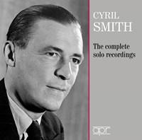 SMITH: Compl. Solo Recordings Smith,Cyril