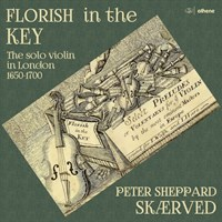FLORISH IN THE KEY Sheppard Skaerved,Peter