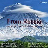 FROM RUSSIA Scott/Royal Ballet/White
