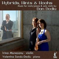 Dediu: Hybrids, Hints & Hooks Muresanu/Sandu-Dediu