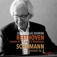 DIATKINE: Beethoven/Schumann Diatkine,Jean-Nicolas