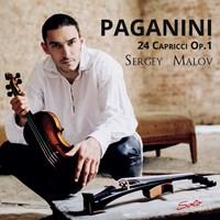 PAGANINI: 24 Capricci Op.1 Malov,Sergey