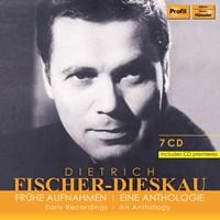 Fischer-Dieskau: Frühe Aufnahmen Fischer-Dieskau,Dietrich/+