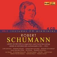 SCHUMANN: Lieder Vol.2 Various
