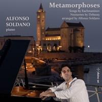 METAMORPHOSIS Soldano,Alphonso