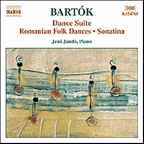 bartok romanian folk dances piano pdf