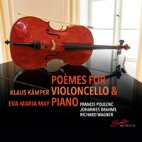 Poemes for Violoncello May,Eva-Maria/Kämper,Klaus