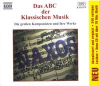 ABC der Klassischen Musik VARIOUS