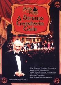 A Strauss Gershwin Gala GUTH,PETER/RUSSELL,JOHN M.