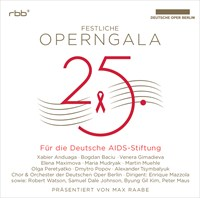 25.Operngala für die AIDS-Stiftung VARIOUS