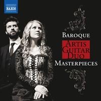 BAROQUE MASTERPIECES *NXD* Artis Guitar Duo