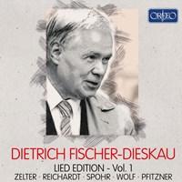 Fischer-Dieskau: Lied Edition 1 Fischer-Dieskau,Dietrich