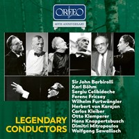 LEGENDARY CONDUCTORS Various