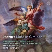 MOZART: Mass in C Minor Labin/Bré/Minkowski/+