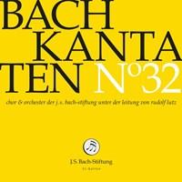 Bach Kantaten No°32 J.S. Bach-Stiftung/Lutz,Rudolf