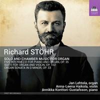 STÖHR: Solo and Chamber Music Lehtola/Haikola/Konttori-G.