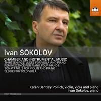 SOKOLOV: Chamber & Instr. Music Pollick,K.B./Sokolov,I.