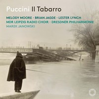 PUCCINI: Il Tabarro Moore/Jadge/Janowski/+