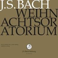 BACH: Weihnachtsoratorium J.S. Bach-Stiftung/Lutz,Rudolf