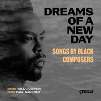 DREAMS OF A NEW DAY Liverman,Will/Sanchez,Paul