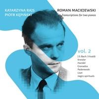 Maciejewski: Transcriptions Vol.2 Rajs,Katarzyna/Kepinski,Piotr