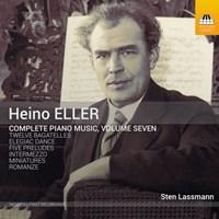 ELLER: Compl. Piano Music Vol. 7 Lassmann,Sten