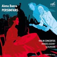 BAEVA: Violin Concertos Baeva,Alena/Persimfans