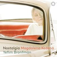KOZENA: Nostalgia Kozena,Magdalena/Bronfman,Y.