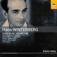 WINTERBERG: Piano Music Vol. 2 Helbig,Brigitte