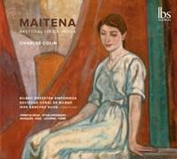 Maitena - Pastoral Lirica Vasca Silva/Bilbao OS/+