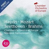Chamber Orchestra of Europe Harnoncourt,Nikolaus/COE