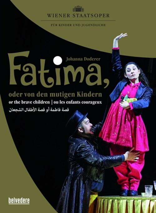 Doderer, Johanna - Fatima-oder von den mutigen Kindern