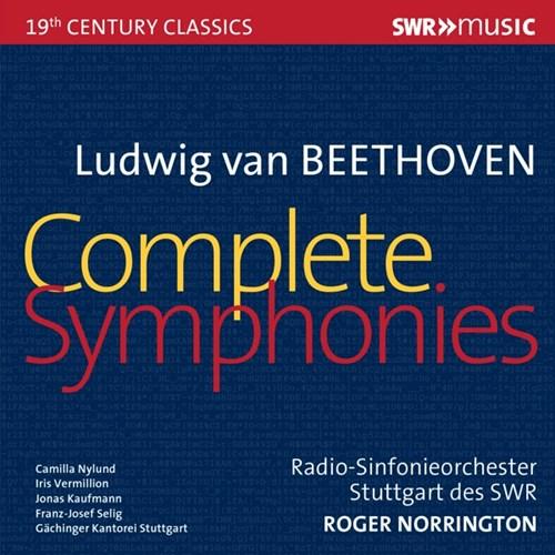 BEETHOVEN: Compl.Symphonies Norrington/RSO Stuttgart